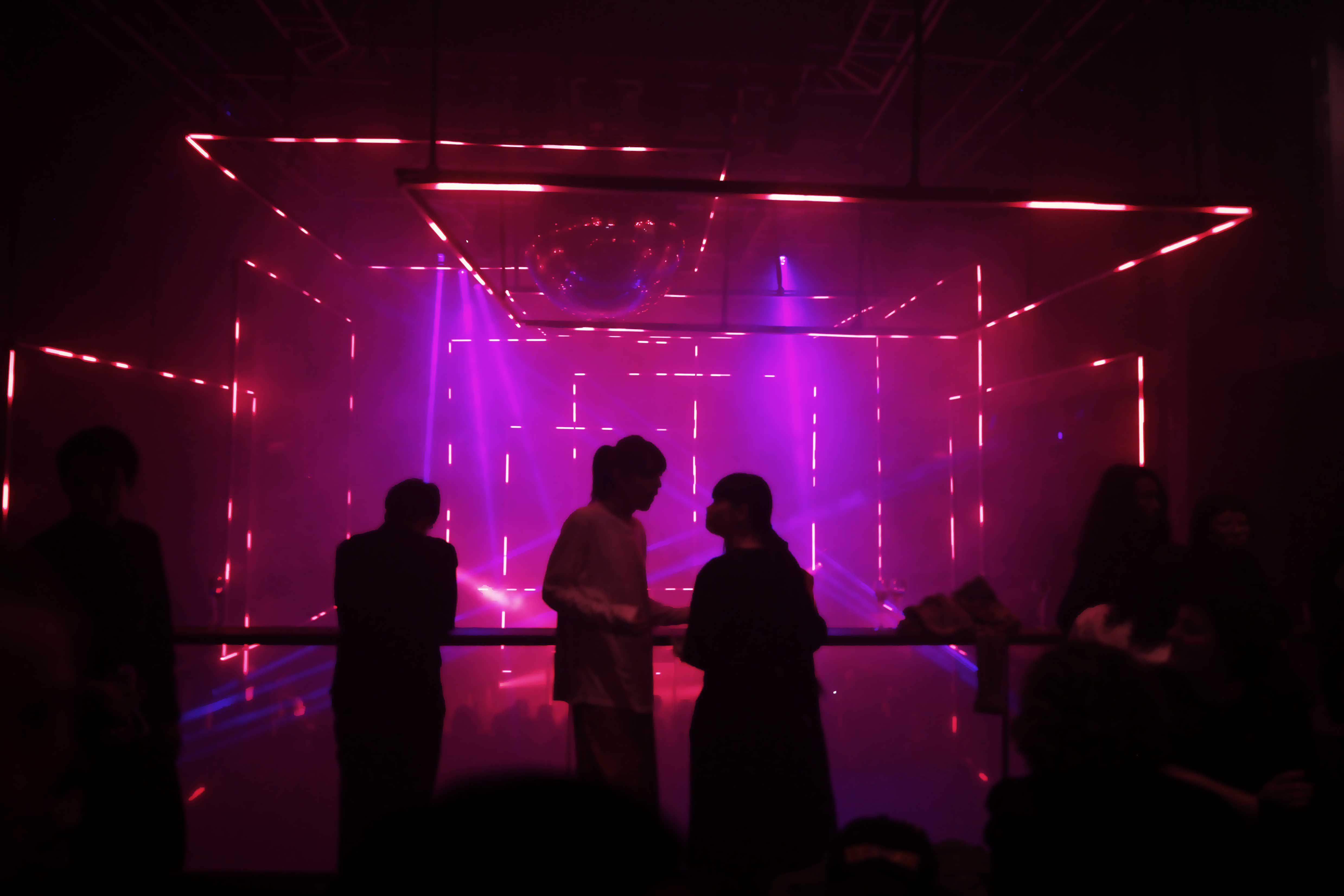 ATO Agency Saint Laurent Tokyo Party